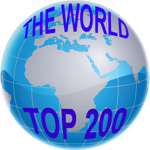WorldCharts TOP 200